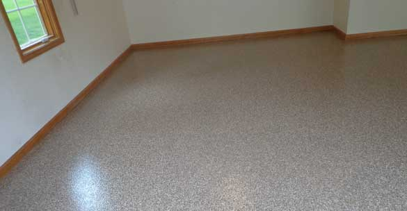 Epoxy Flooring Contractors | Epoxy Garage Floor Coating Company