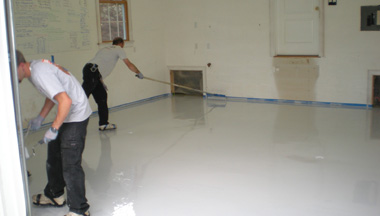 Arkansas Garage Epoxy