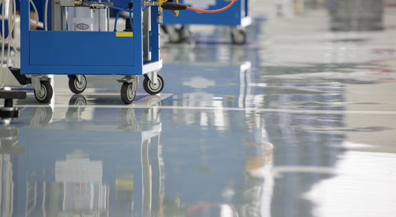 Commercial Epoxy Floor Paint