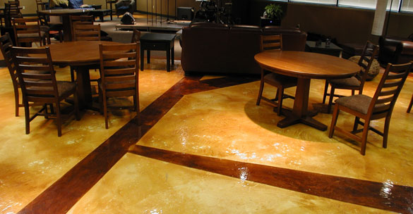 Professional Epoxy Floor Coating