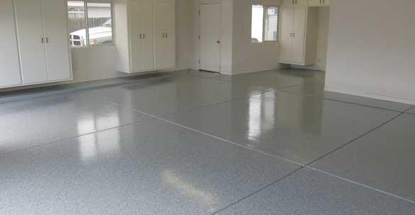 epoxy floor coating Bentoville