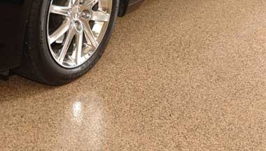 Garage Floor Coating Arkansas