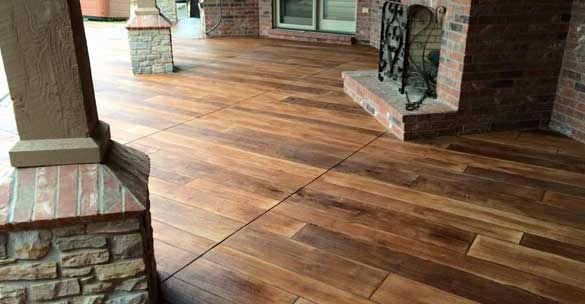 Rustic Wood Flooring Services