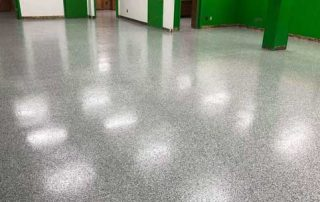 commercial epoxy floor coating