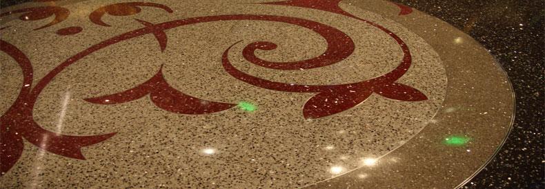 Commercial Flake Epoxy Flooring
