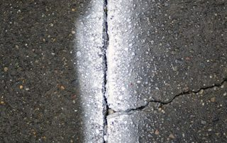 Cracked Concrete Resurfacing