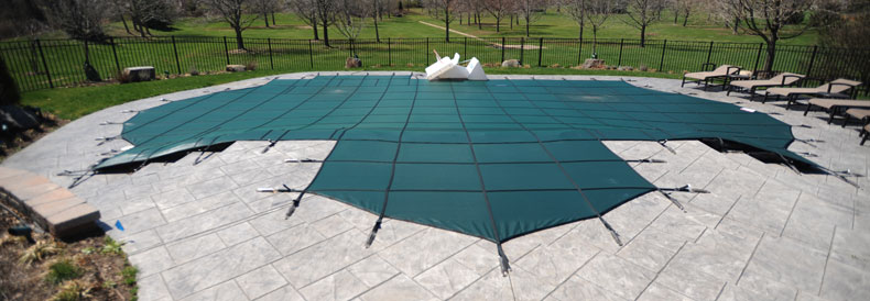 Pool Deck Cover